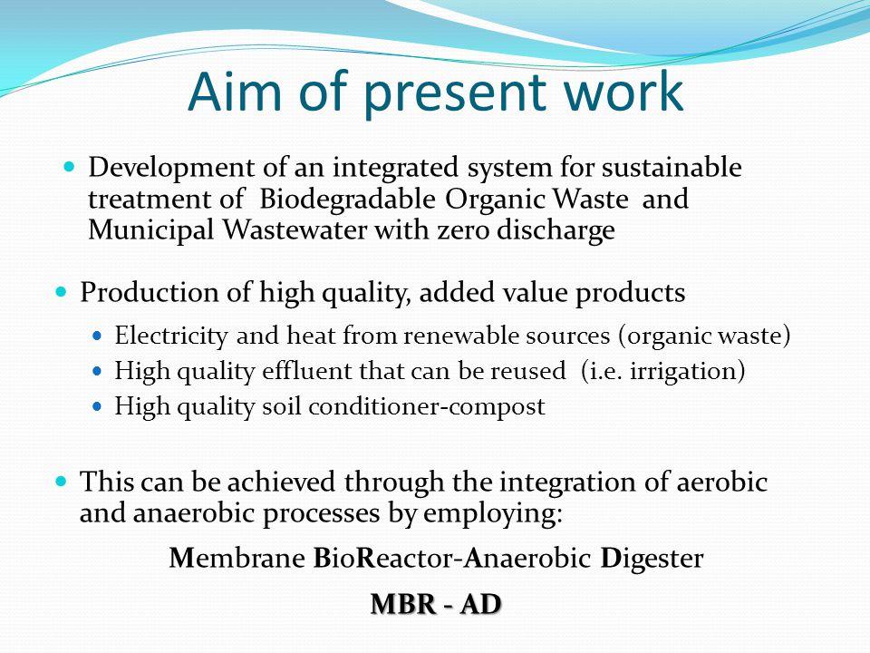 AD Flow Sheet diagram MBR - AD