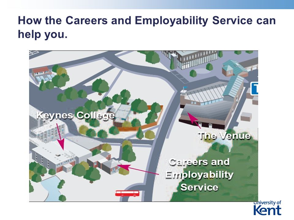 How the Careers and Employability Service can help you.