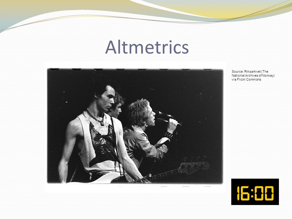 Altmetrics Source: Riksarkivet (The National Archives of Norway) via Flickr Commons