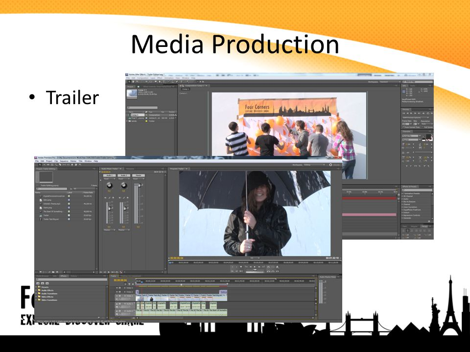 Media Production Trailer