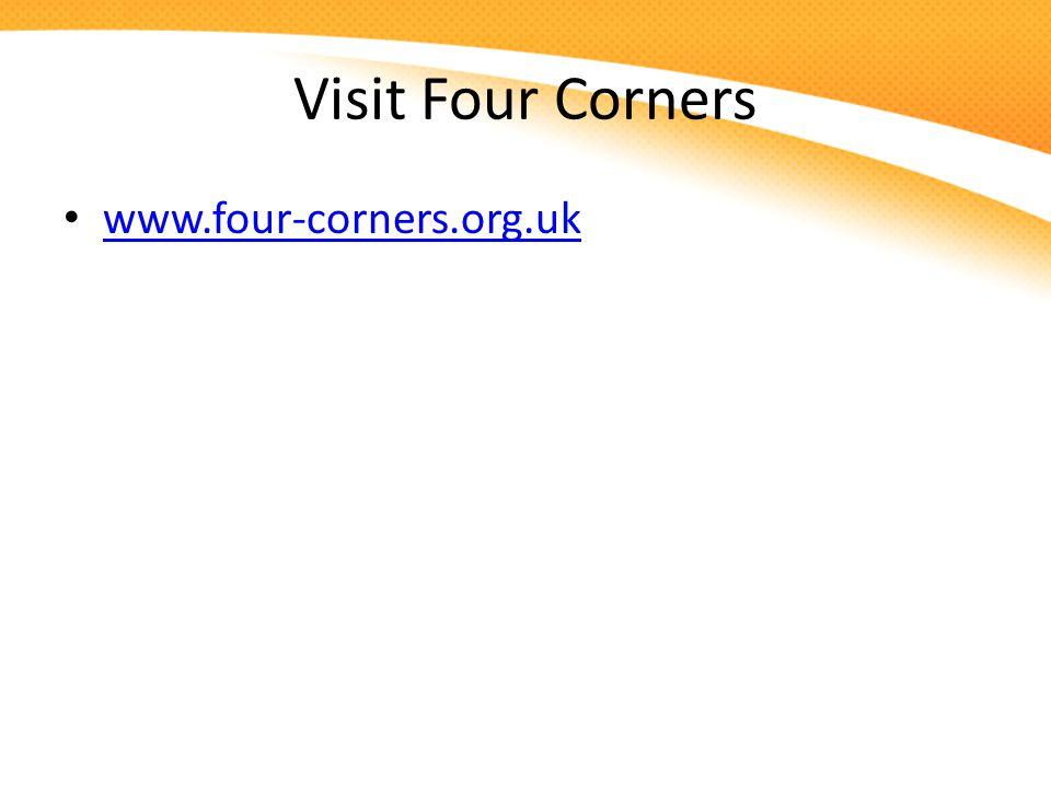 Visit Four Corners www.four-corners.org.uk
