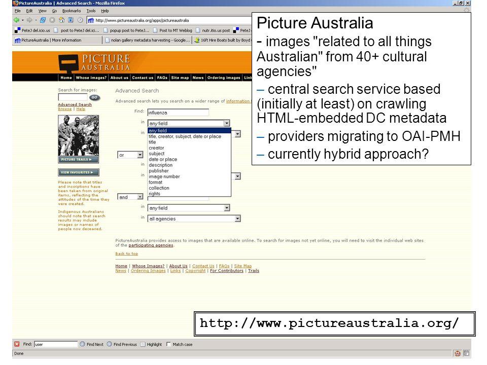 Picture Australia - images