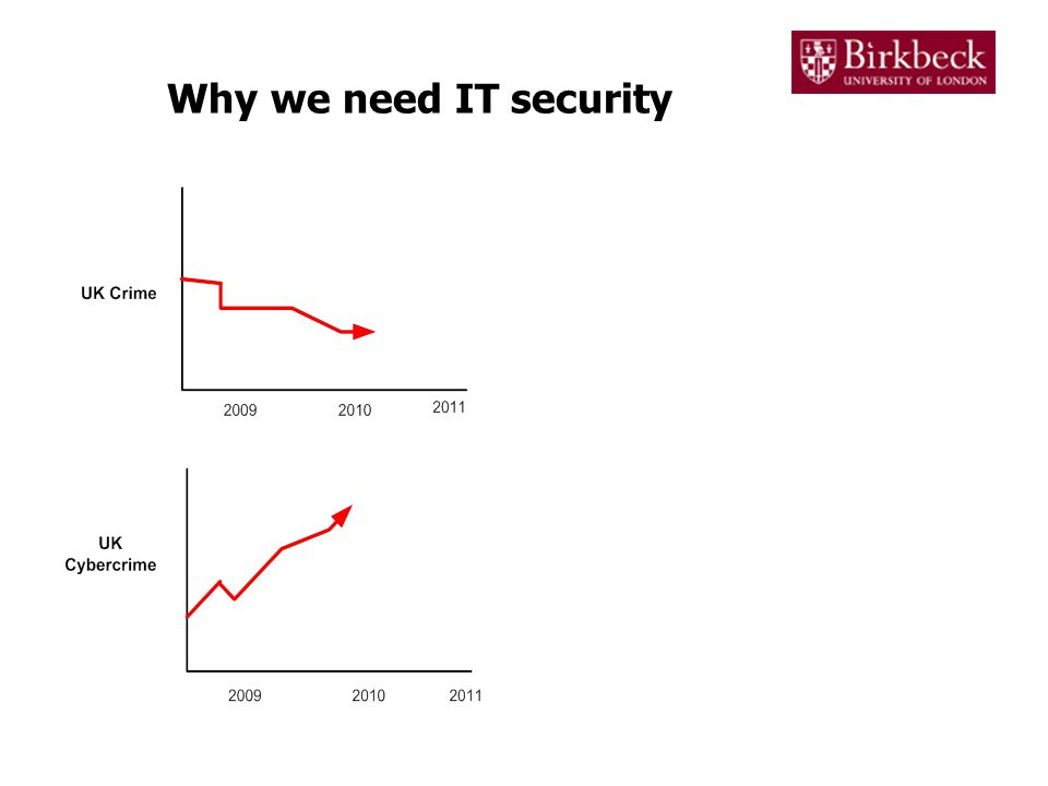 Why we need IT security