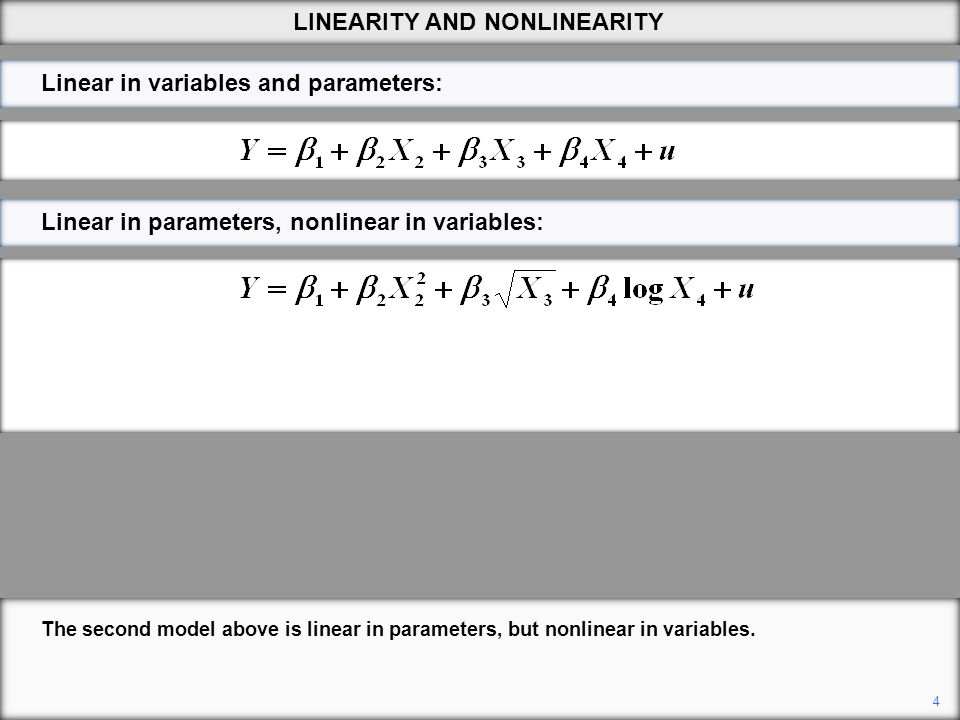 Such models present no problem at all.Define new variables as shown.
