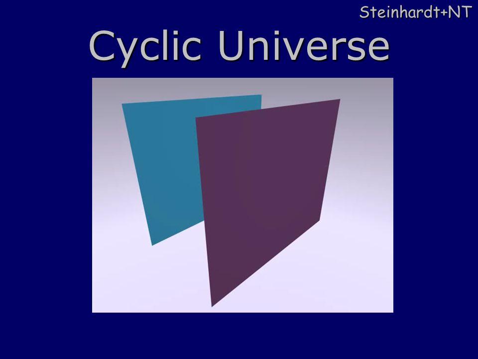 Cyclic Universe Steinhardt+NT