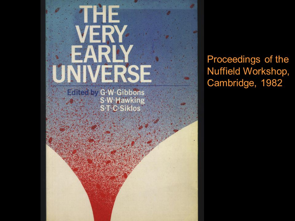 Proceedings of the Nuffield Workshop, Cambridge, 1982