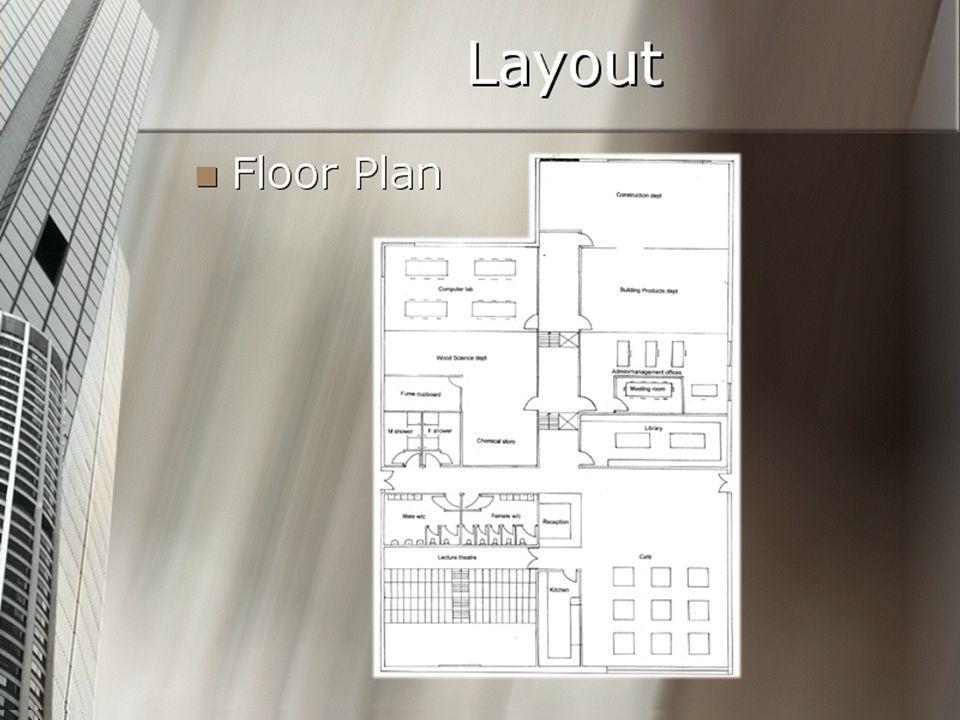 Layout Floor Plan Floor Plan