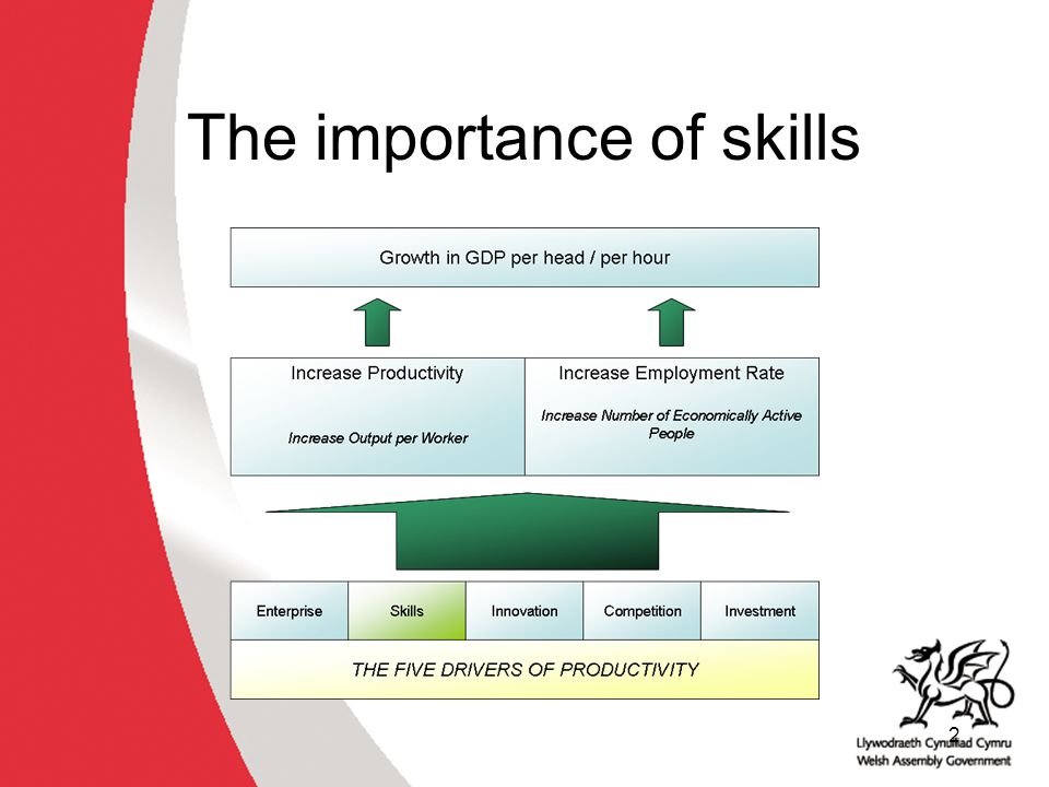 2 The importance of skills