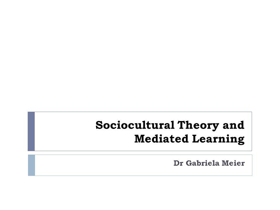 SCT and its followers in SLA Professor James P. Lantolf Penn State University, USA