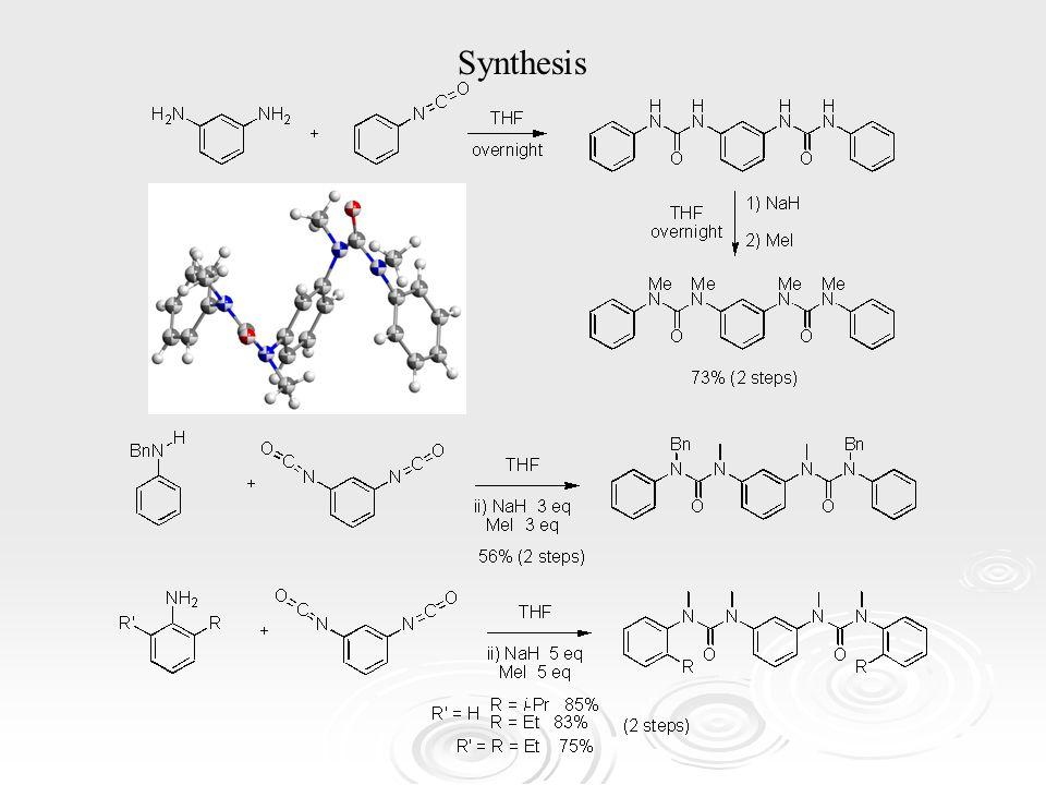 A chiral i-propyl group as a sensor ?.