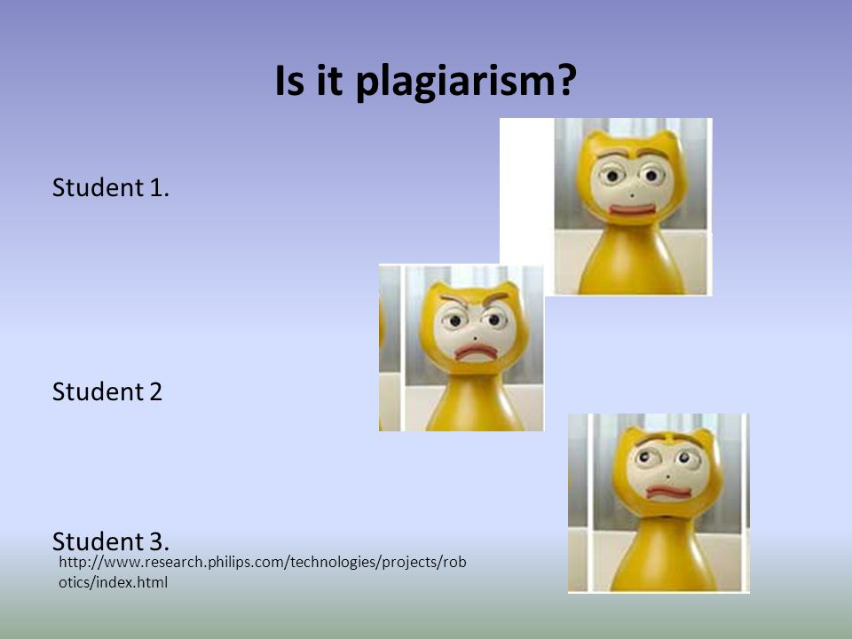 Is it plagiarism. Student 1. Student 2 Student 3.
