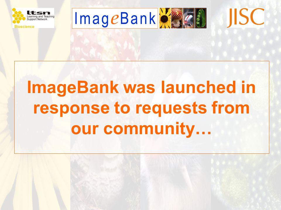 About ImageBank