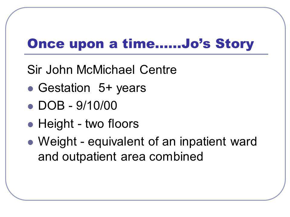 Jo's Story part 2…..