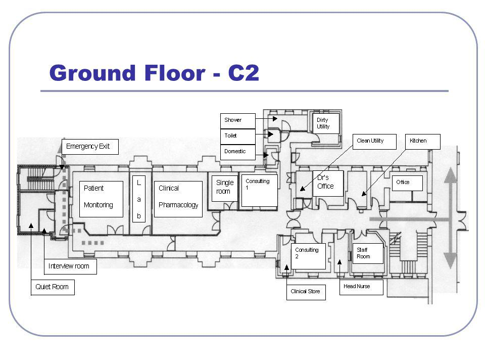 First Floor - C4