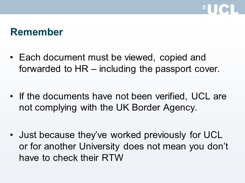 What Could Happen UCL liable for civil penalty Employee dismissed License revoked