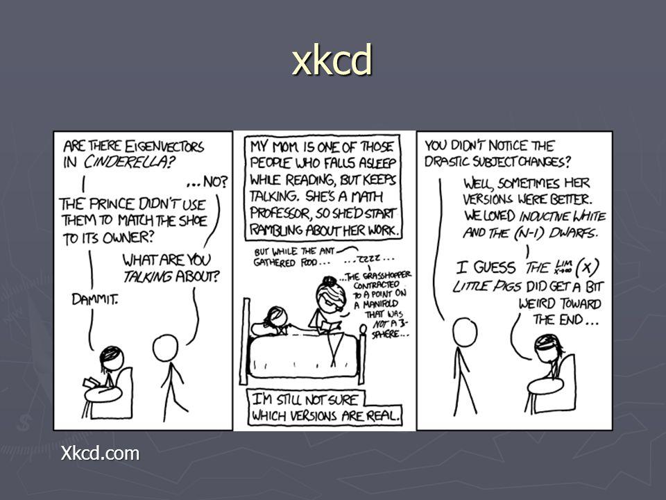 xkcd Xkcd.com