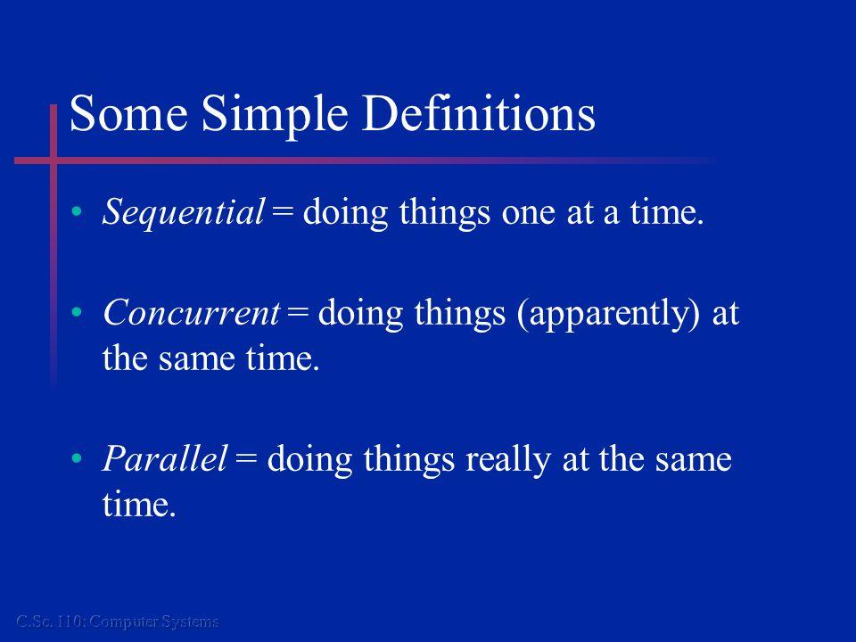 Example Programs Two programs to be run.Begin putline ( 1 ); putline ( 2 ); putline ( 3 ); End.