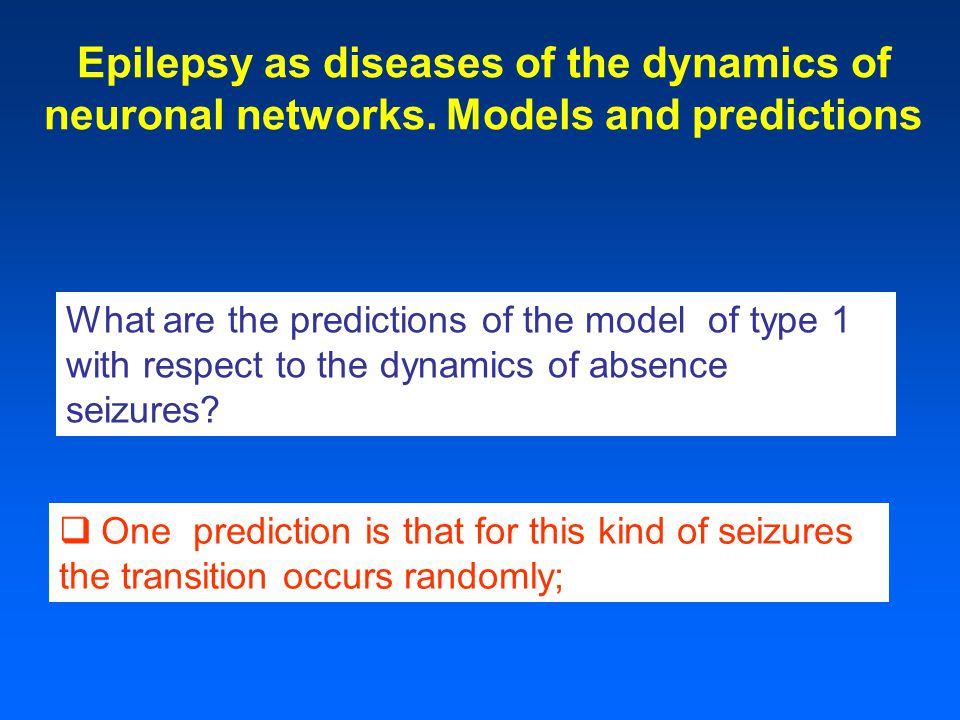 Phase portraits of the system under non-epileptic and epileptic conditions