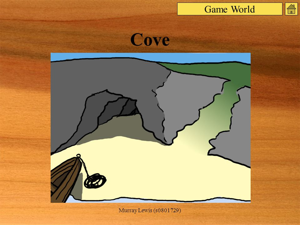Murray Lewis (s0801729) Cove Game World