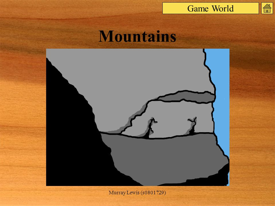 Murray Lewis (s0801729) Mountains Game World
