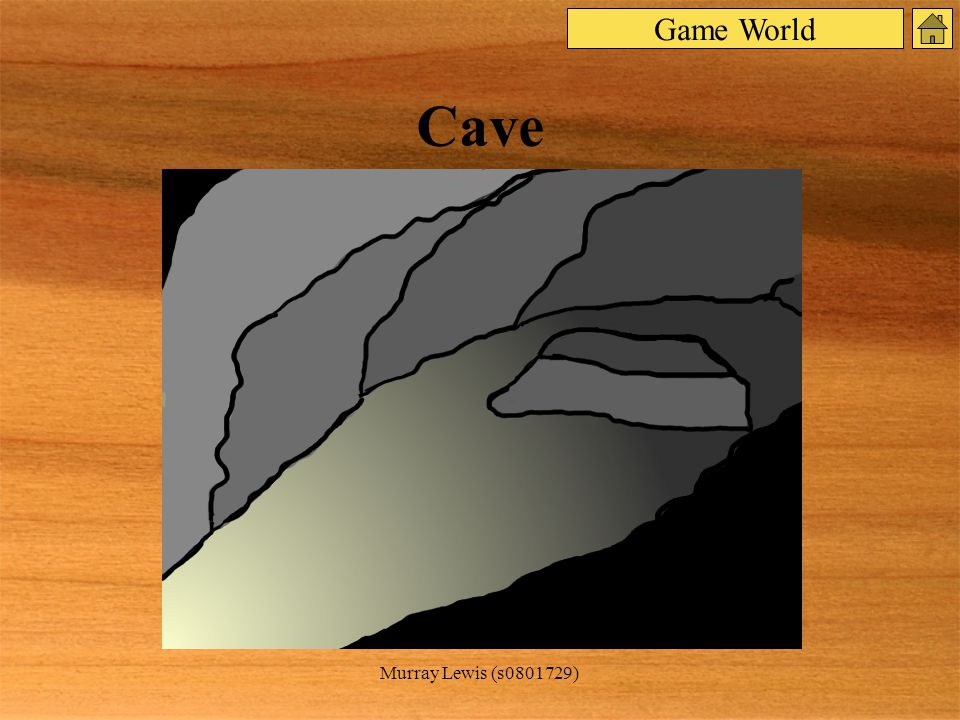 Murray Lewis (s0801729) Cave Game World