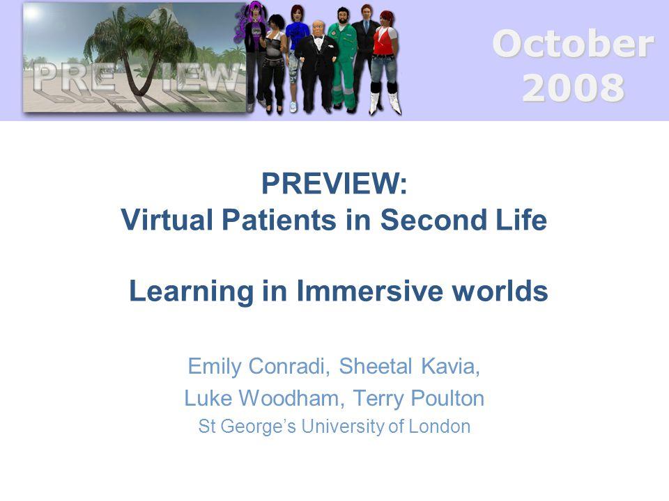 October2008 Paramedic Scenarios