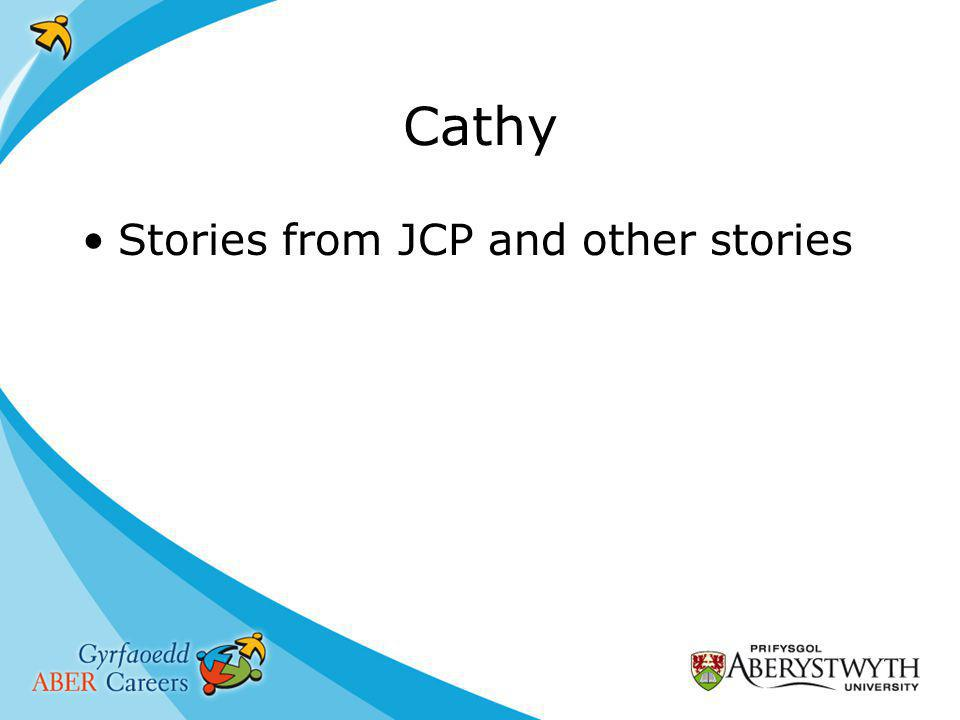 Cathy Stories from JCP and other stories