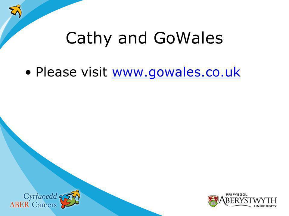 Cathy and GoWales Please visit
