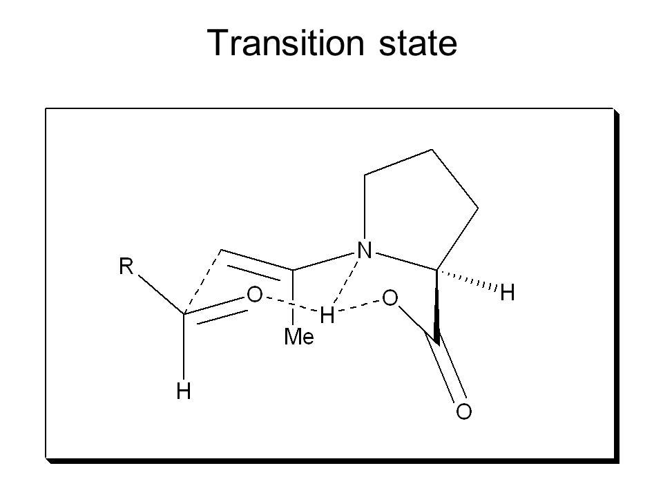 Transition state
