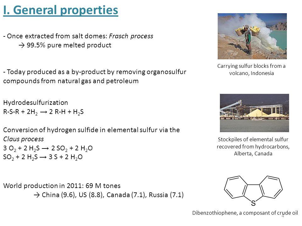 25 IV. Chiral sulfur Schaumann E.; Top Curr. Chem. 2007, 274:1-34 (DOI 10.1007/128_2006_105 )