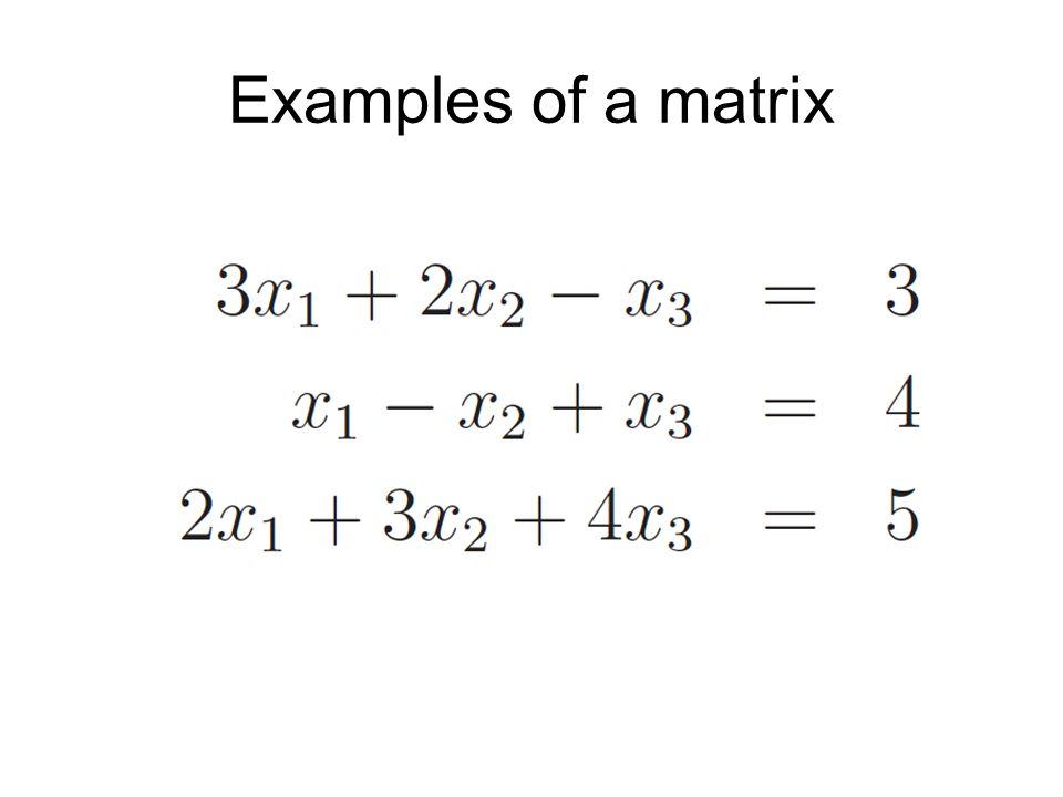 Which statement is false? 1.D 12 =-3 2.D 21 =6 3.D 32 =2 4.D 23 =2 5.D 33 =0