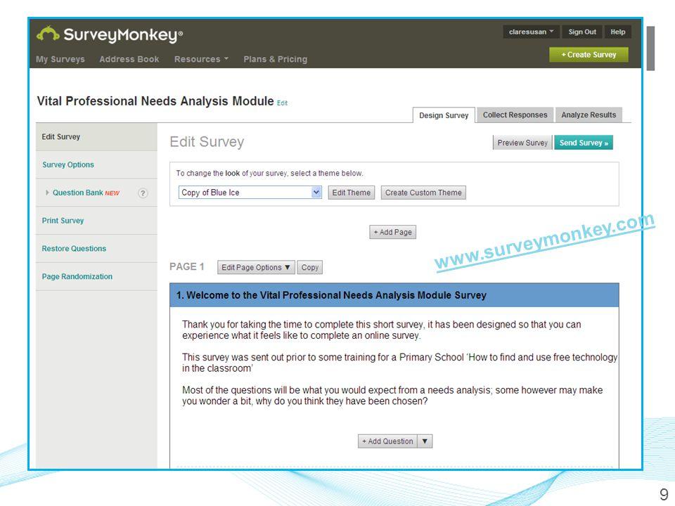 9 www.surveymonkey.com