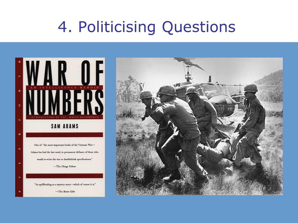 4. Politicising Questions