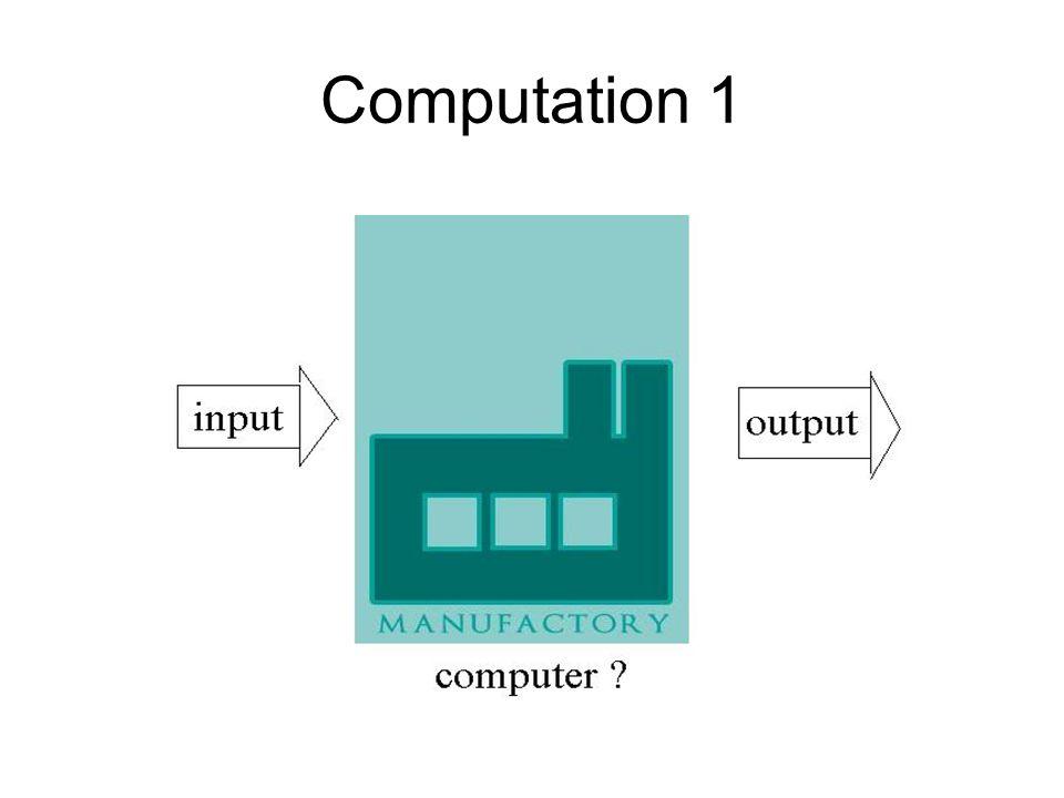 Computation 1
