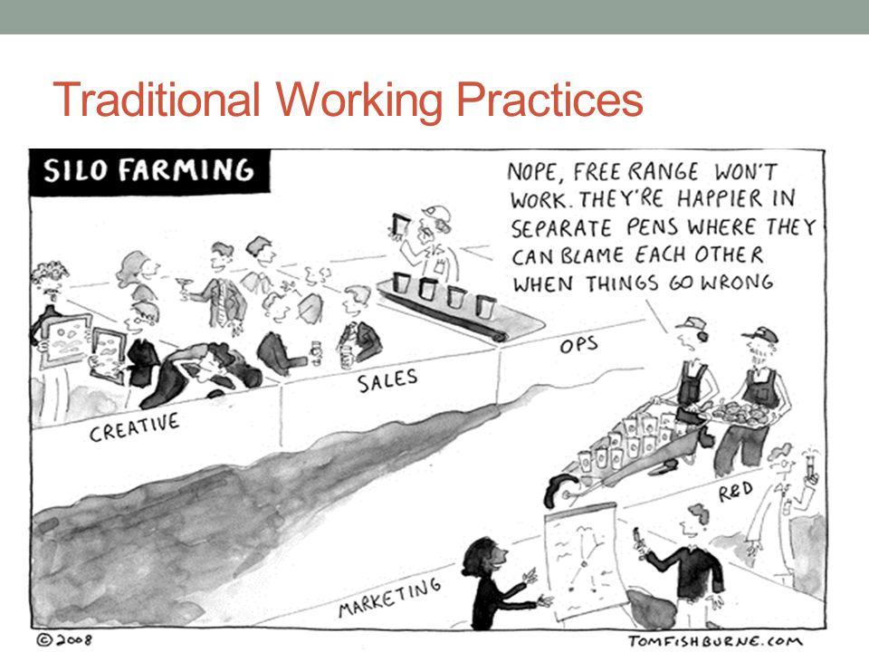 Traditional Working Practices
