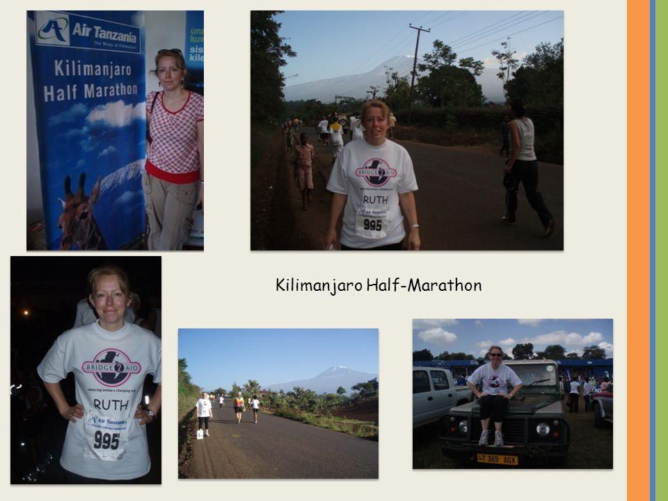Kilimanjaro Half-Marathon