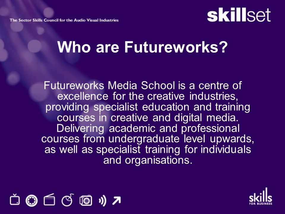 Who are Futureworks.