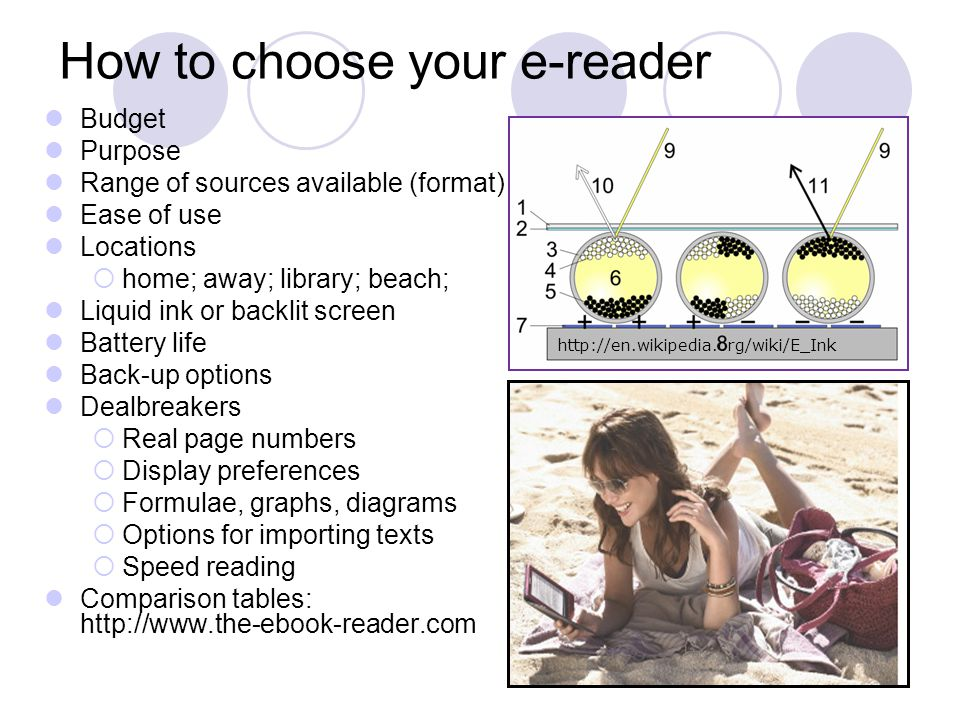 File transfers to e-readers Direct downloads E-mail (especially Kindle) Drag from library on PC (Sony, i-Tunes) Dropbox