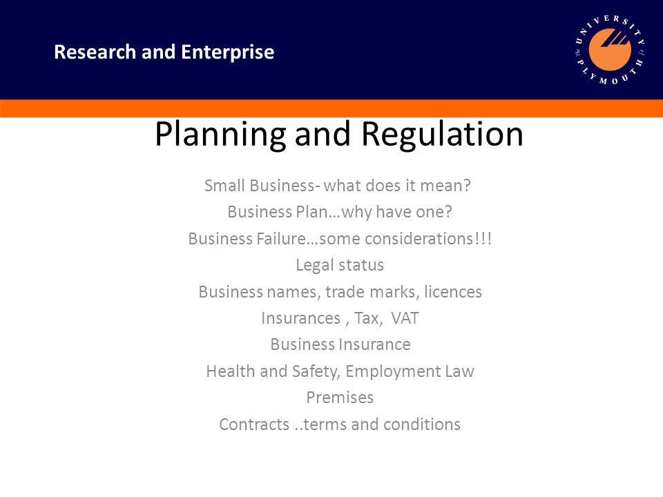 Research and Enterprise Do you need a Licence.