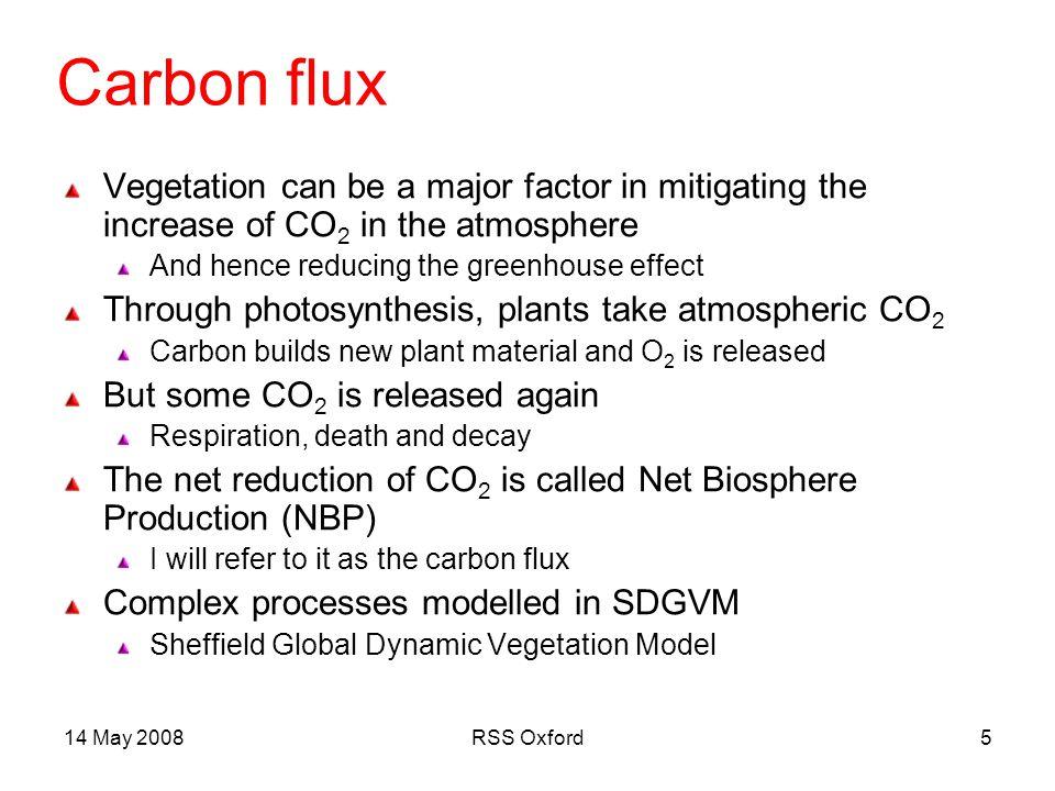14 May 2008RSS Oxford36 NBP standard deviations