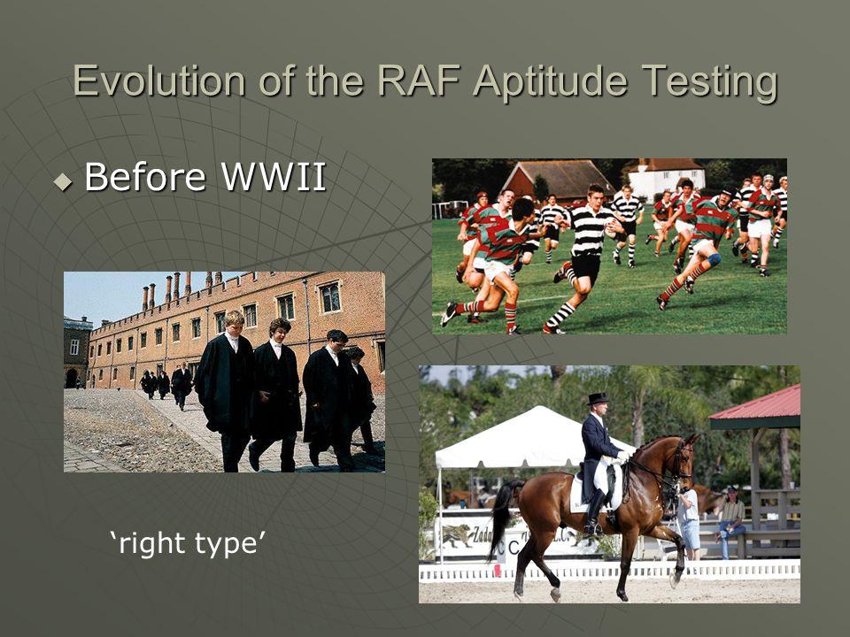 Results so far  RAF Flying aptitude test: n=108  LAP SIM tests: n=38  Mean Score: 52.37%  Median: 51%  Lowest score: 17%  Highest score: 87%