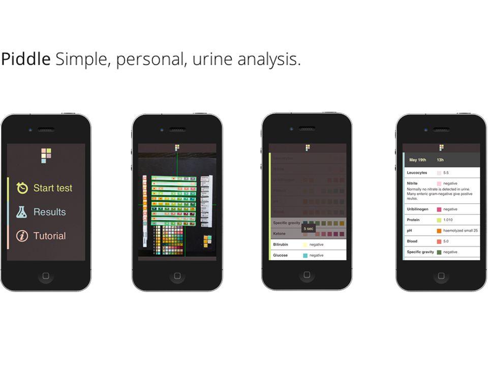 Uchek (another) cell-phone urinalysis
