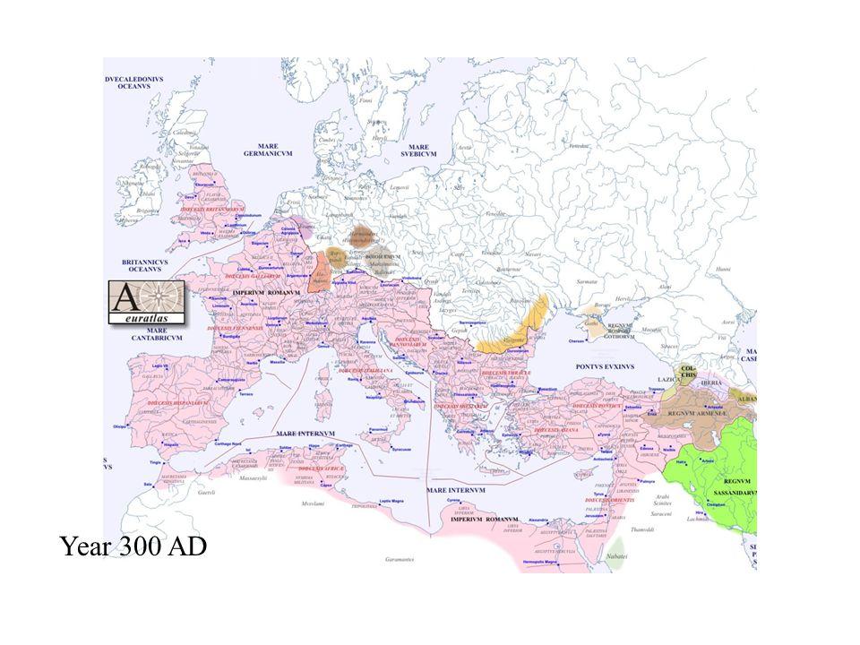 Year 300 AD