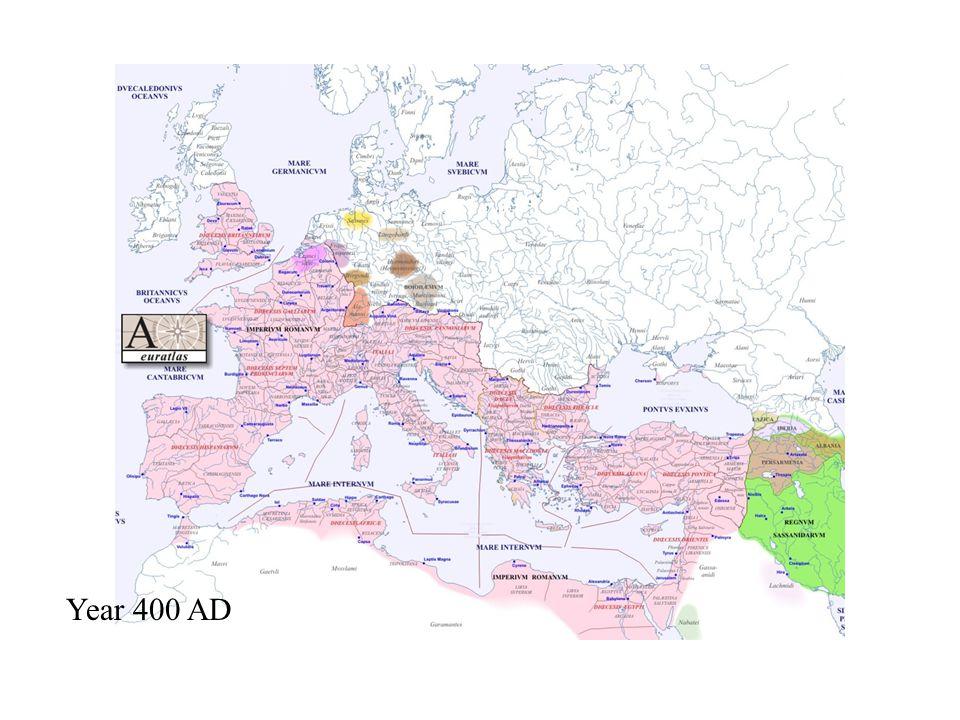 Year 400 AD