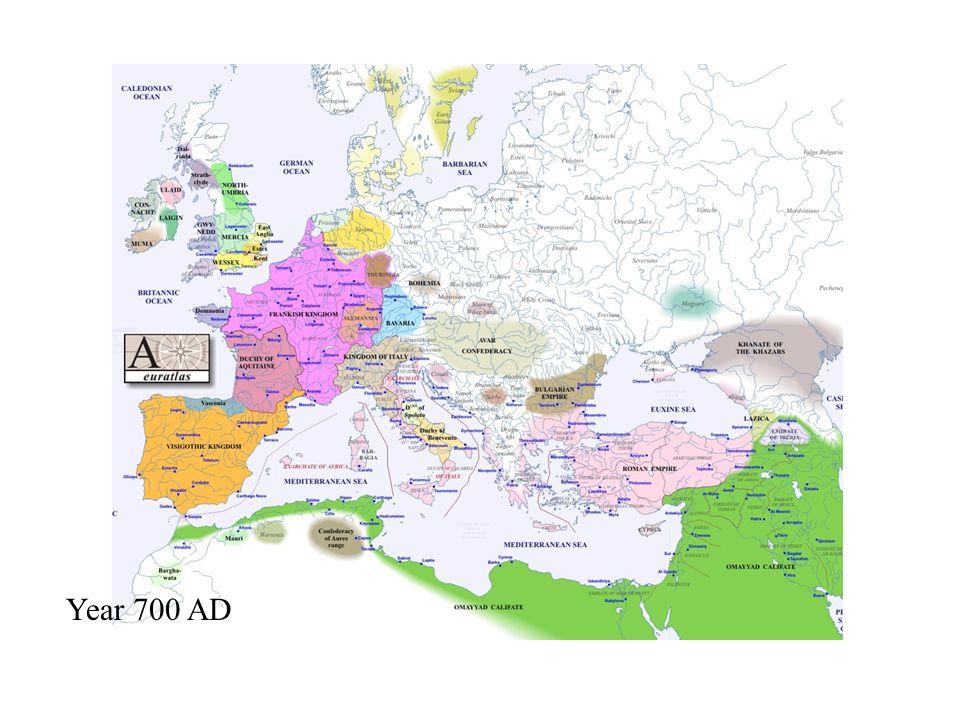 Year 700 AD