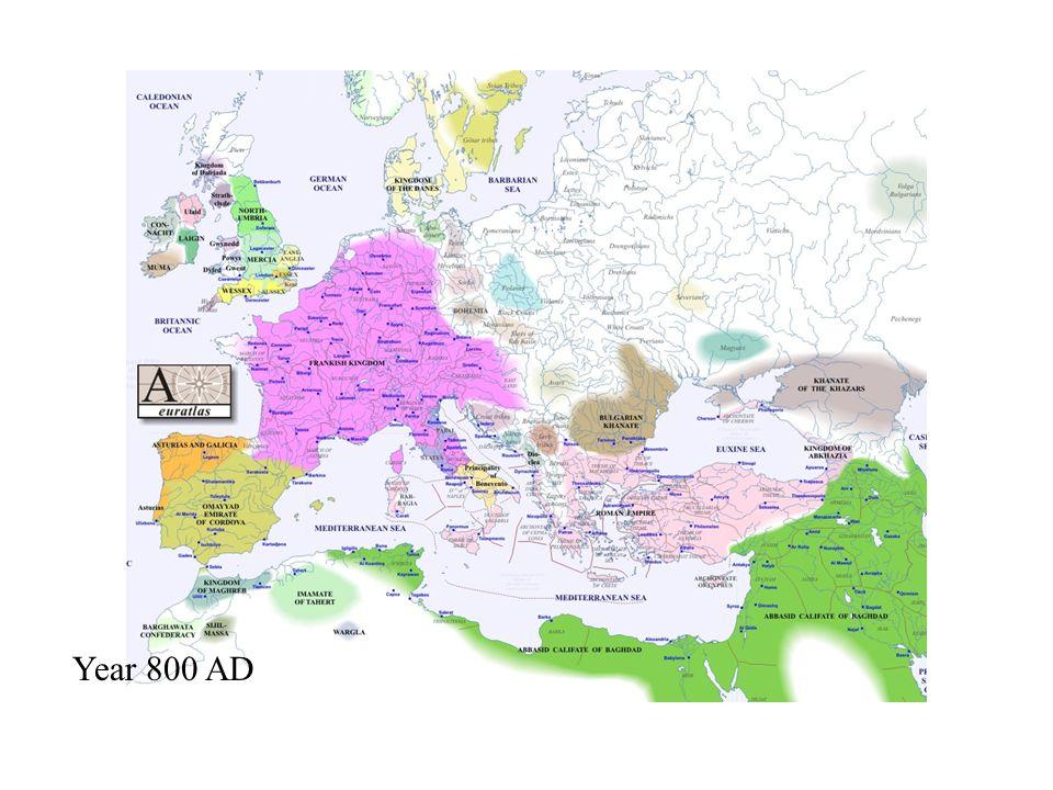 Year 800 AD