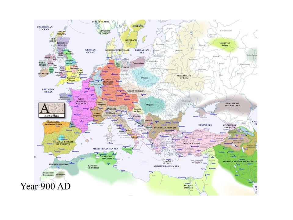 Year 900 AD