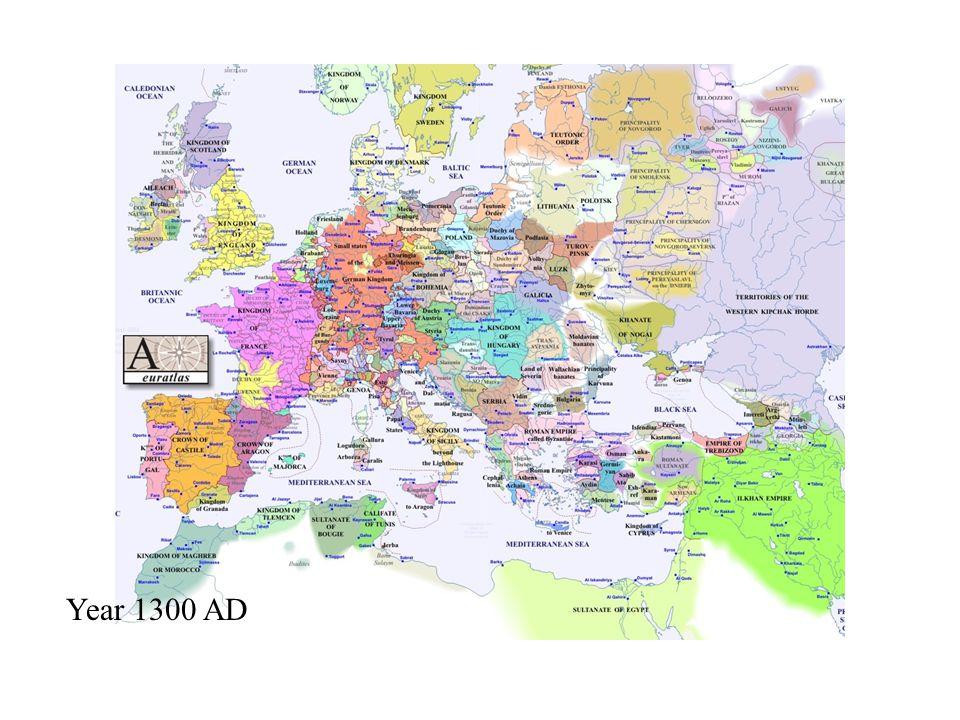 Year 1300 AD