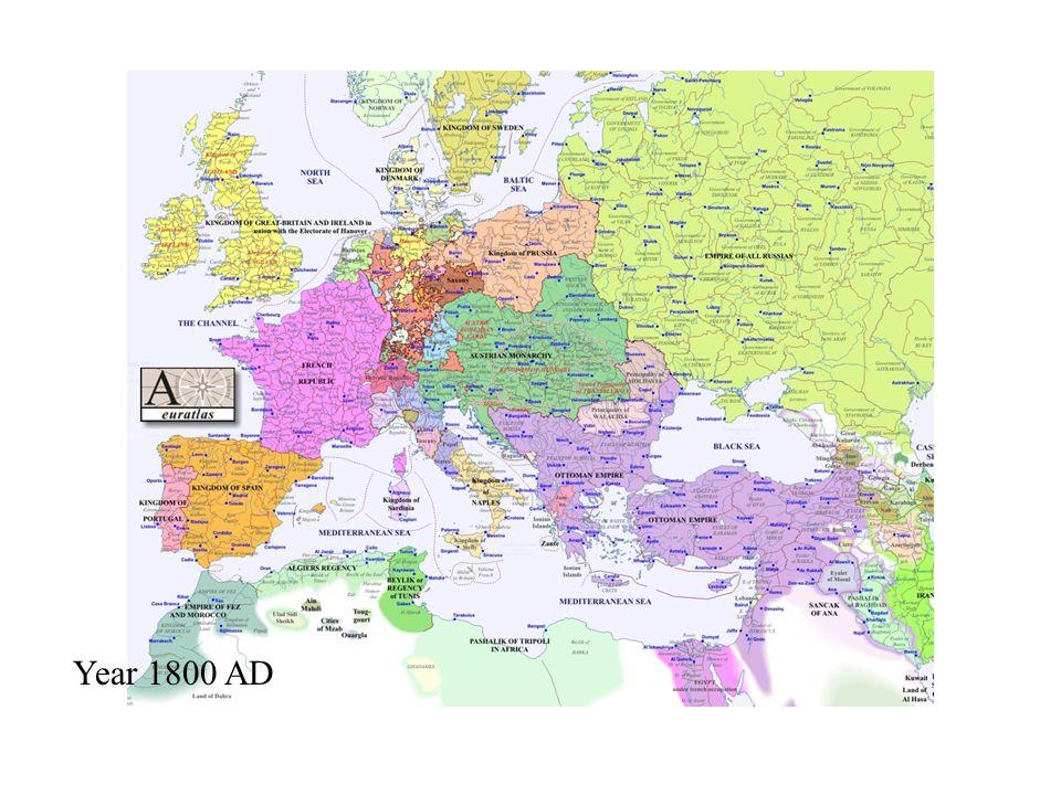 Year 1800 AD