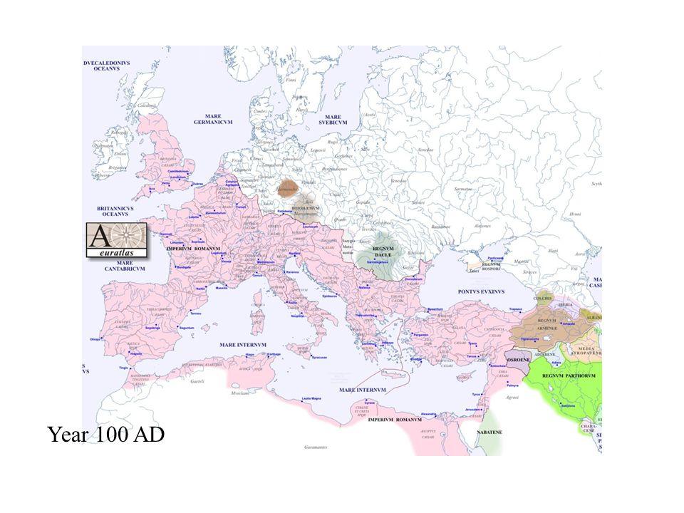 Year 100 AD